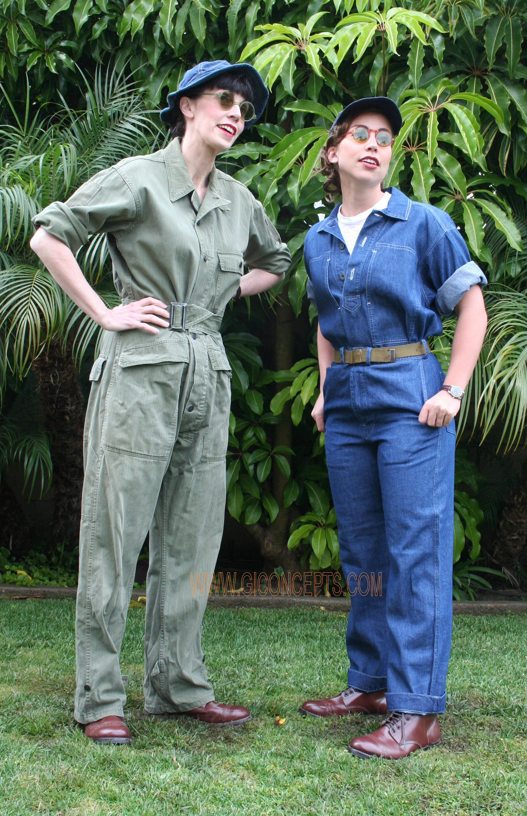 WWII US Women in Uniform Film-TV-Media Projects