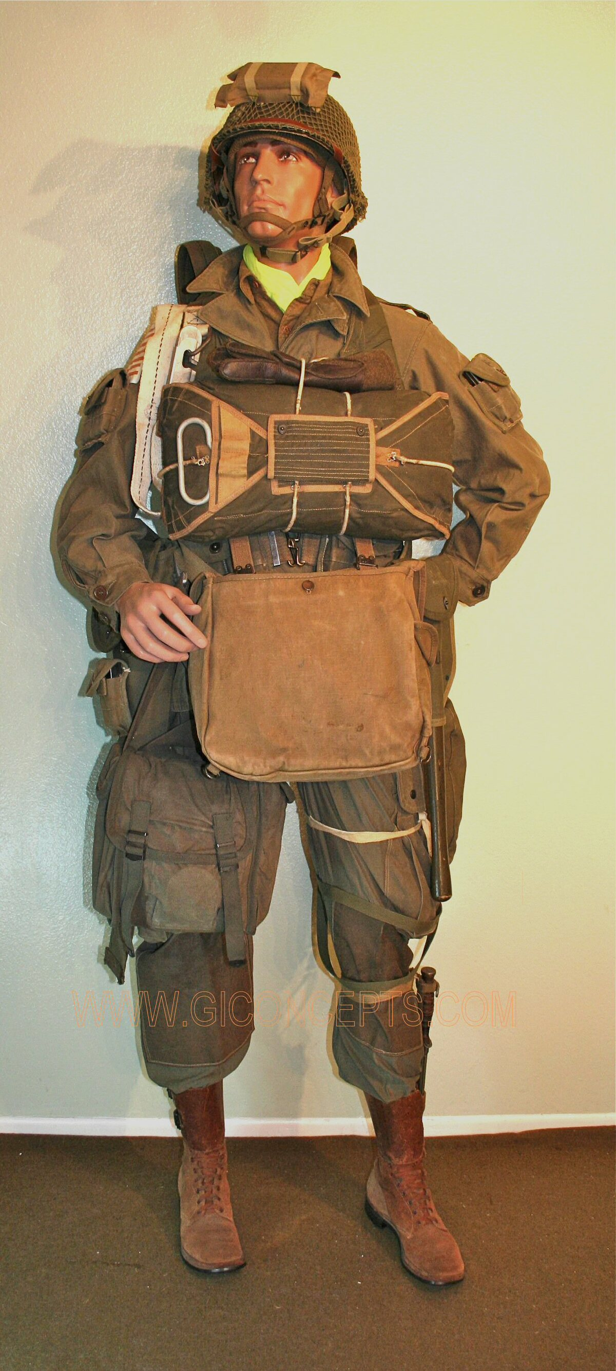139th Airborne Engineer Bat 513th PIR 17th Airborne Division