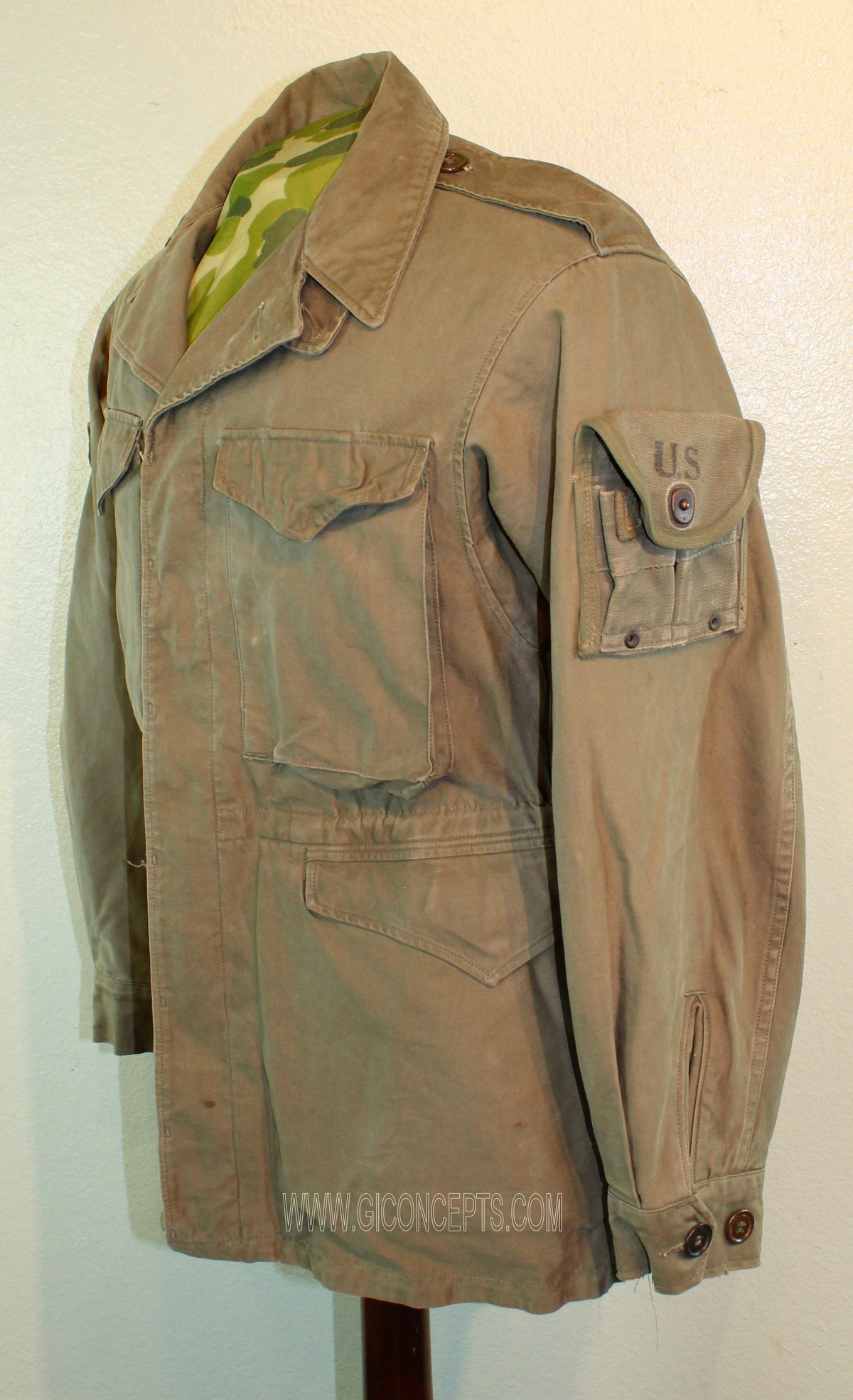 17th Airborne M43 Jacket