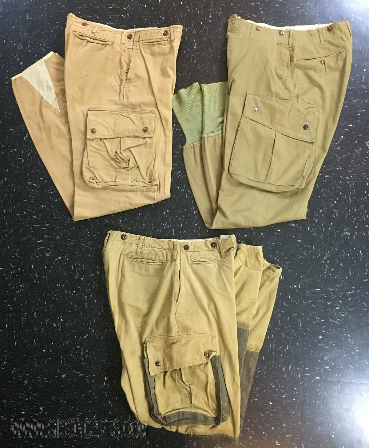 M42 and M43 Airborne Trousers