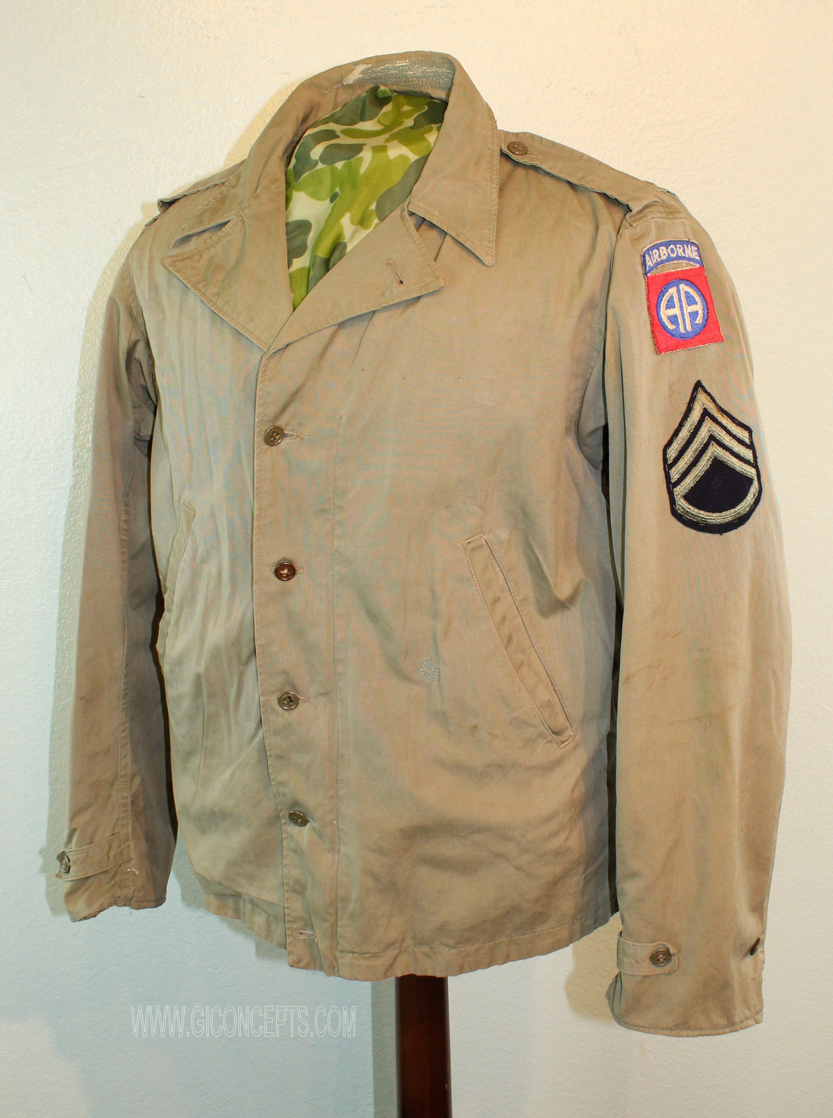 82nd Airborne Field Jacket