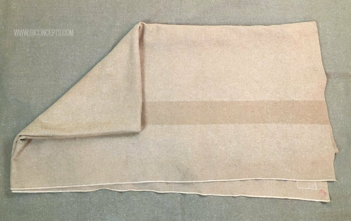 1918 US Army Blanket