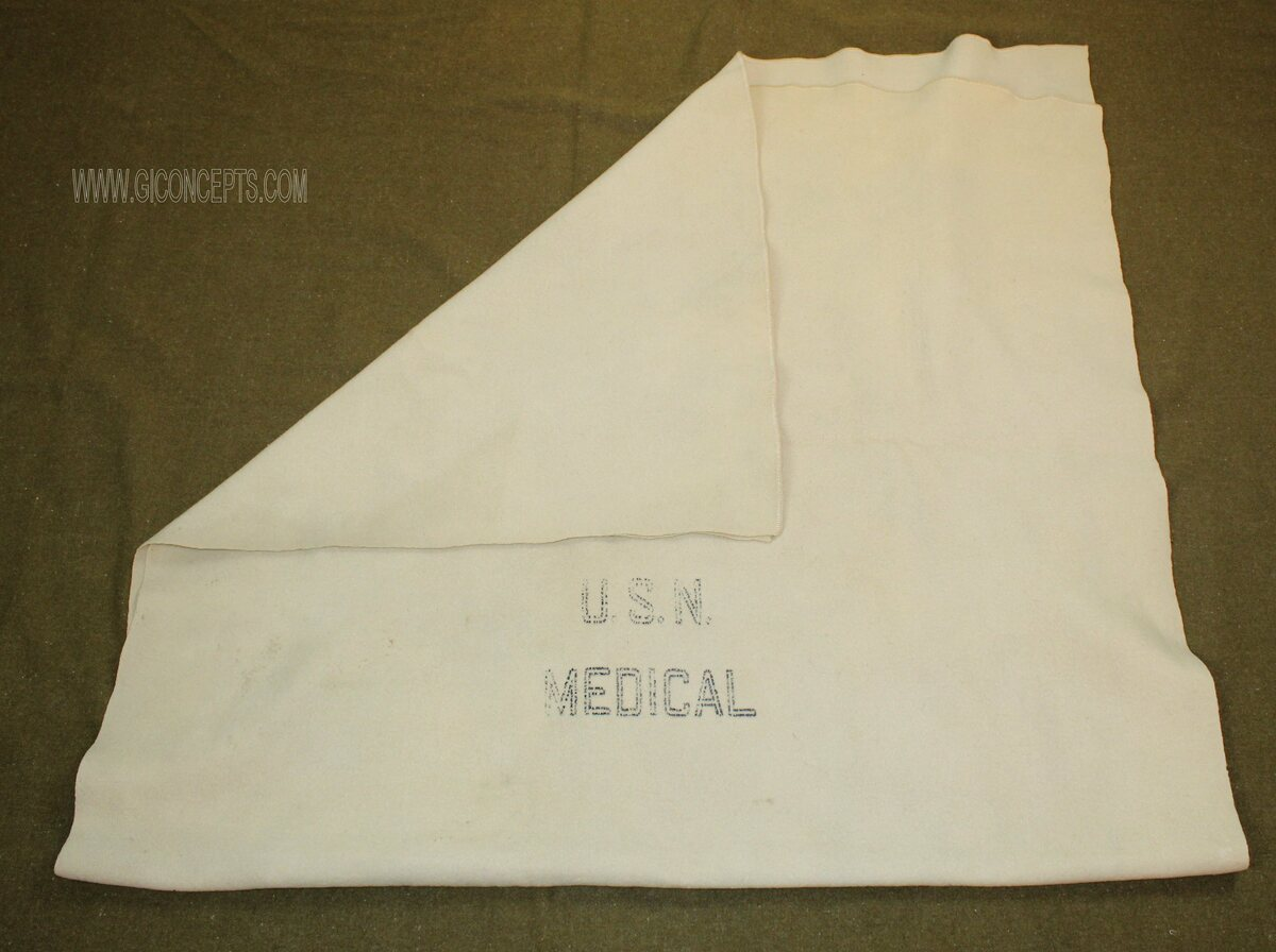 US Navy Medical Blanket